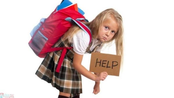 العلم يبرئ الحقيبة المدرسية من شعور الأطفال بآلام الظهر