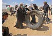 نساء غزّة لبؤات على الحُدود