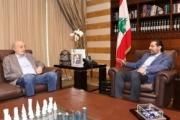 جنبلاط من' بيت الوسط': نؤيد تسمية الرئيس سعد الحريري كرئيس لمجلس الوزراء