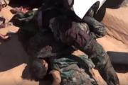مقتل وأسر العشرات من ميليشيا النظام بكمين لـ'داعش' في ديرالزور