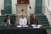 أول مسجد ببريطانيا يقبل الزكاة والصدقة بالبتكوين