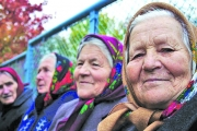 معمّرون روس يعملون بعد سن المئة
