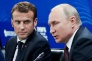 ماكرون يدعو الشركات الفرنسية الى زيادة استثماراتها في روسيا