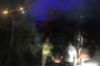الدفاع المدني: إخماد حريق بمولد للتغذية بالطاقة الكهربائية بدير قانون