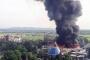 حريق ضخم يلتهم مدينة ملاهي 'أوروبا بارك' في ألمانيا