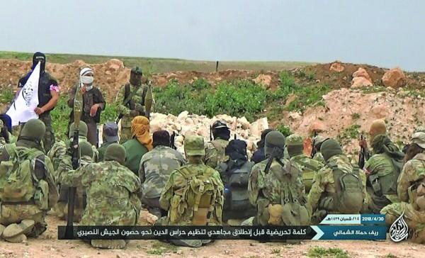 تنظيم «حراس الدين» يستعيد «القاعدة» من يدَي «جبهة النصرة»