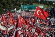 بيان تأييد صمود تركيا أمام التحديات
