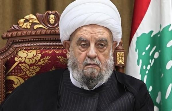 قبلان في رسالة الفطر: لحكومة جامعة تؤكد في بيانها الوزاري ما اتفق عليه اللبنانيون من ثوابت