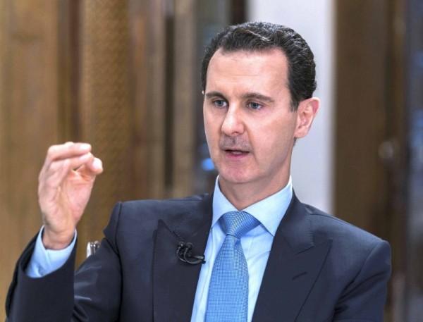 الأسد يتعهد باستعادة 'كل شبر' من سوريا بدعم من حلفائه