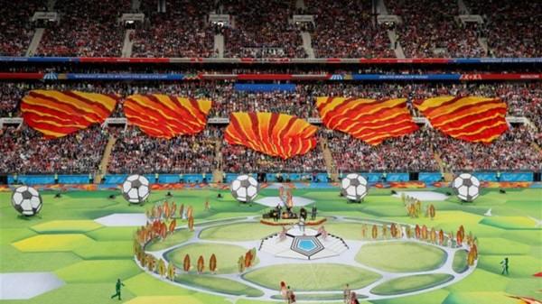 بوتين يفتتح كأس العالم