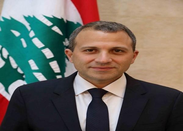 باسيل عرض مع كاسيس أزمة النازحين ودعاه إلى زيارة لبنان