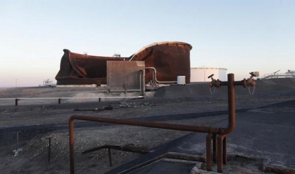 الجضران ينتزع ميناءي السدرة وراس لانوف من حفتر