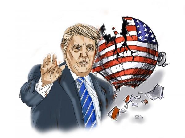 ترامب أوّلاً.. ثم تأتي أميركا