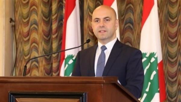 حاصباني: هناك هجوم وحصار يستهدف عملنا الوزاري