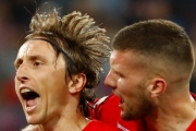 مودريتش يقود كرواتيا إلى فوزٍ مريح على نيجيريا