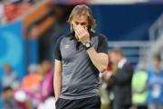 غاريكا يحفّز لاعبيه قبل مباراة فرنسا
