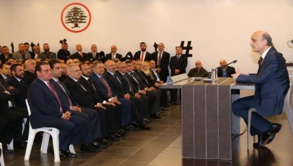 أبرز مواقف السياسيين: القوات تصرّ على نيابة رئاسة الحكومة