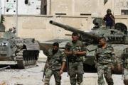 النظام السوري يكثِّف هجماته في الجنوب