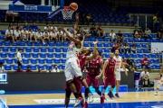 فوز لبنان على قطر في الدورة الودية الثلاثية في كرة السلة