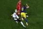 السويد يسجل الهدف الأول في مرمى ألمانيا