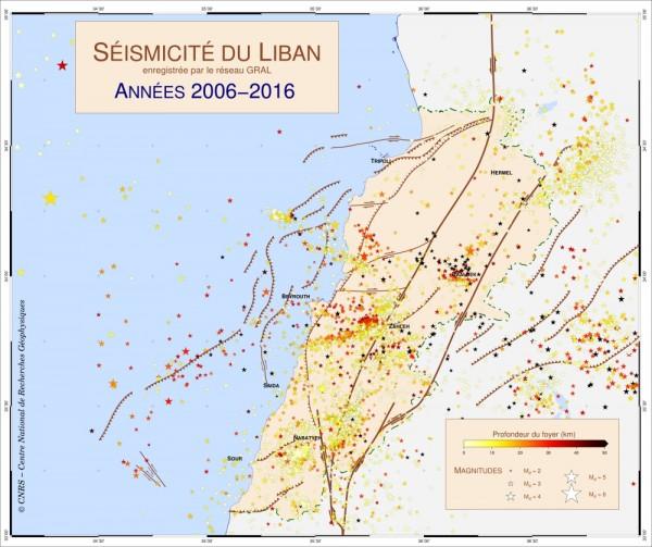 لبنان.. حركة زلزالية نشطة فتحصّنوا!