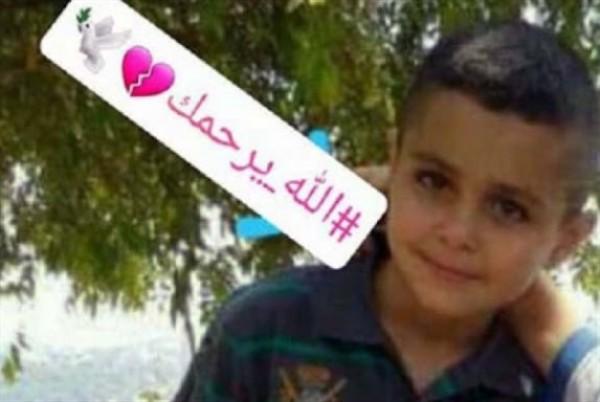 عائلة الطفل الضحية في برجا تؤكد: وفاته قضاء وقدر