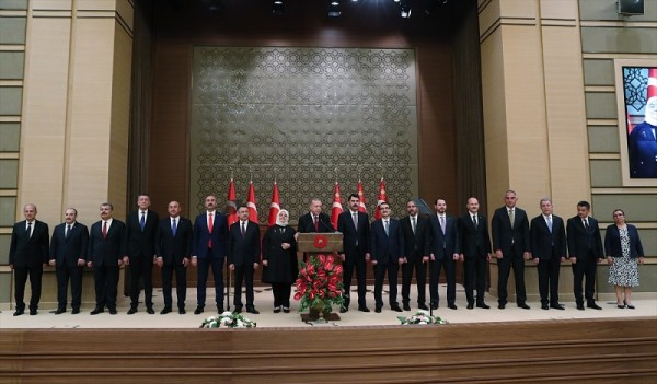 أردوغان يشرح أسباب اختياره لتشكيلته الحكومية