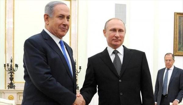 مسؤول إسرائيلي: نتانياهو يبلغ بوتين أن إسرائيل لا تريد تهديد نظام الأسد في سوريا