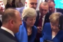 بالفيديو ... ميركل وأردوغان وماي يتابعون اللحظات الأخيرة لمباراة كرواتيا وإنكلترا