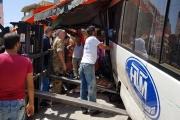 قتيل و12 جريحا بحادث سير على اوتوستراد دير الزهراني زفتا