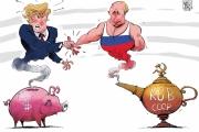بوتين وترامب يصنعان الحدث بقوة