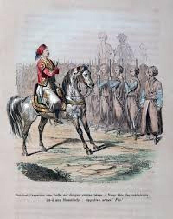 سليمان باشا الفرنساوي.. جندي نابليون الذي اعتلت حفيدته عرش مصر