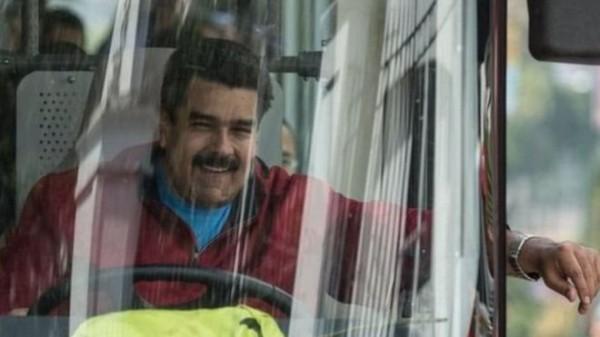 نيكولاس مادورو .. زعيم فنزويلا المثير للانقسام