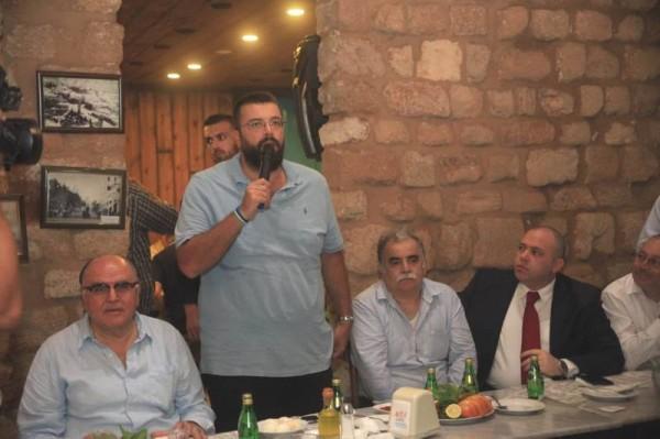 أحمد الحريري من طرابلس: الرئيس المكلف همه حكومة تجمع جميع الاطياف وتنهض بالبلد