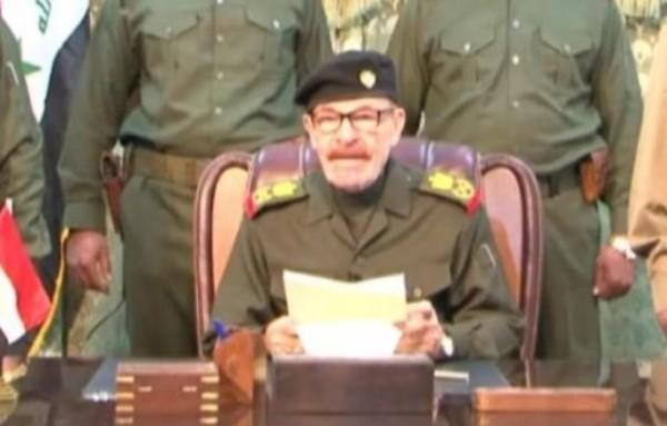 في ذكرى الحرب الإيرانية ـ العراقية: عزت الدوري يدعو لانتفاضة ضد طهران