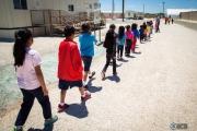 550 طفلاً مهاجراً ما زالوا محتجزين في الولايات المتحدة