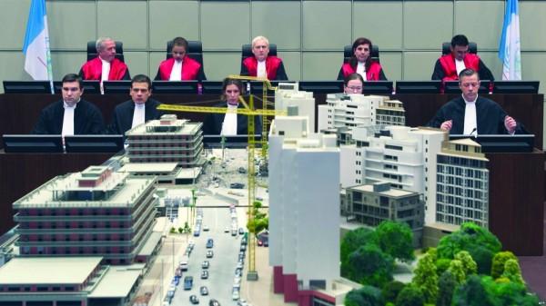 المحكمة الدولية تنفي نيتها إصدار حكمها في أيلول