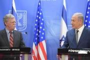 بولتون: توافق أميركي - إسرائيلي - روسي على إخراج الإيرانيين من سوريا والعراق