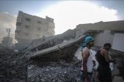 مؤسسة المسحال.. هدم ذاكرة الشباب في غزة