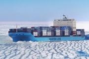 'ميرسك' تُطلق أولى رحلاتها البحرية عبر القطب الشمالي... ماذا عن قناة السويس؟