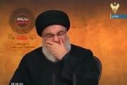 حسن نصر الله ينفجر بالبكاء.. وتعليقات مثيرة