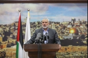 هنية: يجب إنهاء الحصار عن غزة ولن نقبل بأنصاف الحلول