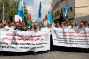 «واشنطن بوست»: في إدارة اعتمدت الفوضى صار تجويع الفلسطينيين مبرراً