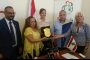 افتتاح مكتب حملة جنسيتي كرامتي في طرابلس برعاية جمالي