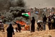 شهيد و عشرات الإصابات بغزة في جمعة 'كسر الحصار'