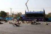 إيران تغلق منفذين حدوديين مع العراق بعد هجوم الأحواز