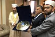 هيئة علماء المسلمين تشكر اللواء ابراهيم لجهوده في الافراج عن الشيخ الجغبير