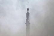 التحالف الدولي يقصف مسجدين استخدمهما داعش كقواعد عسكرية
