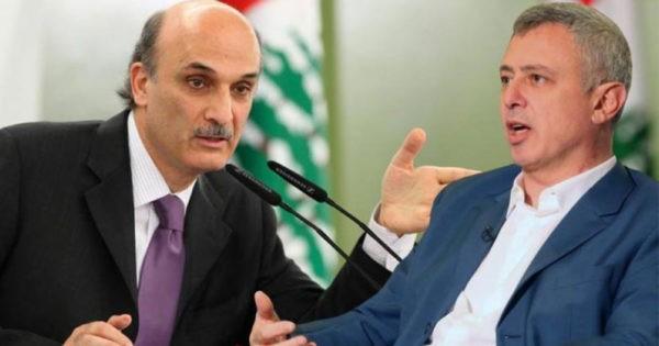 فرنجية وجعجع: مصالحة بنكهة رئاسية