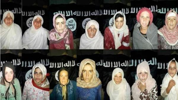 دمشق تعلن تحرير مختطفات السويداء بعملية ضد داعش